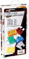 Performance Tool W5368 120 Pc. Fuse Assortment