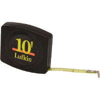 "Cooper Tools W6110 Pee Wee® Pocket Tape Measure,1/4"" x 10'"