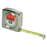 "Cooper Tools W9212 Mezurall™ Pocket Tape Measure, 1/2"" x 12'"