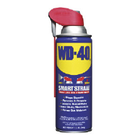 WD-40 10152 WD-40® Lubricant with Smart Straw®, 12/12 Ounce