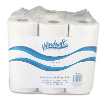 Windsoft 2420 Perforated Paper Towel Rolls