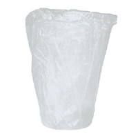 WNA Inc. AP0900W Wrapped Hotel Plastic Cups, 9 Ounce