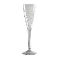 WNA Inc. CWSWN6 Classicware® Wine Glass Stemware, Clear, 6 Ounce