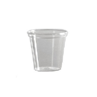 WNA Inc. P10 Comet™ Portion Cup/Shot Glasses, Clear, 1 Ounce