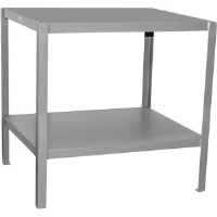"Jamco SB236-T5 30x24x36"" Work Stand w/ 2 Shelves"