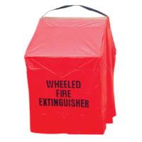 150 lb Wheeled Unit Extinguisher Cover