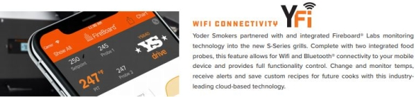 Yoder YS480s WiFi Pellet Grill for Sale Online |  Order Today
