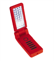 National Electric ZZ816 30 LED Rechargeable Folding Light